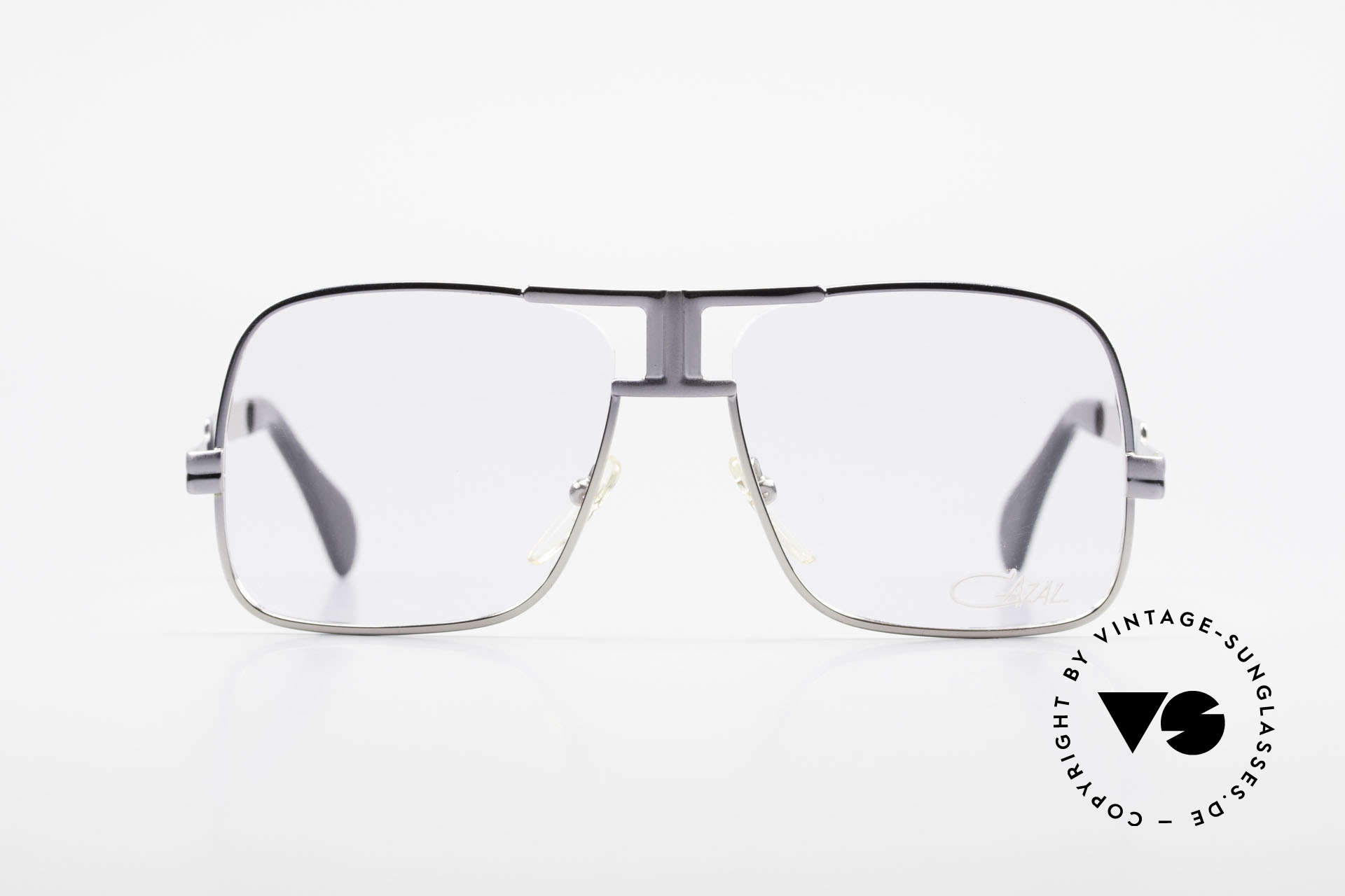Cazal 701 Ultra Rare CAzal 70's Glasses, monolithic quality, built to last, made in Germany, Made for Men