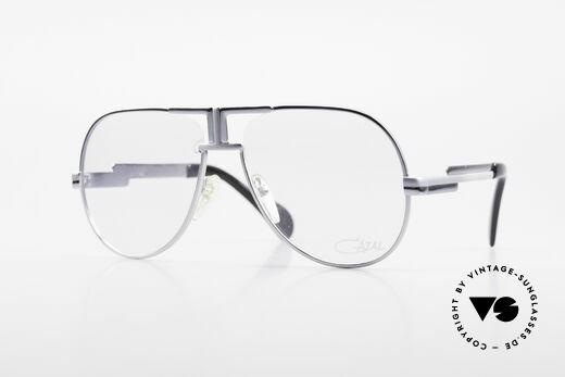 Cazal 702 Ultra Rare 70's Cazal Glasses Details