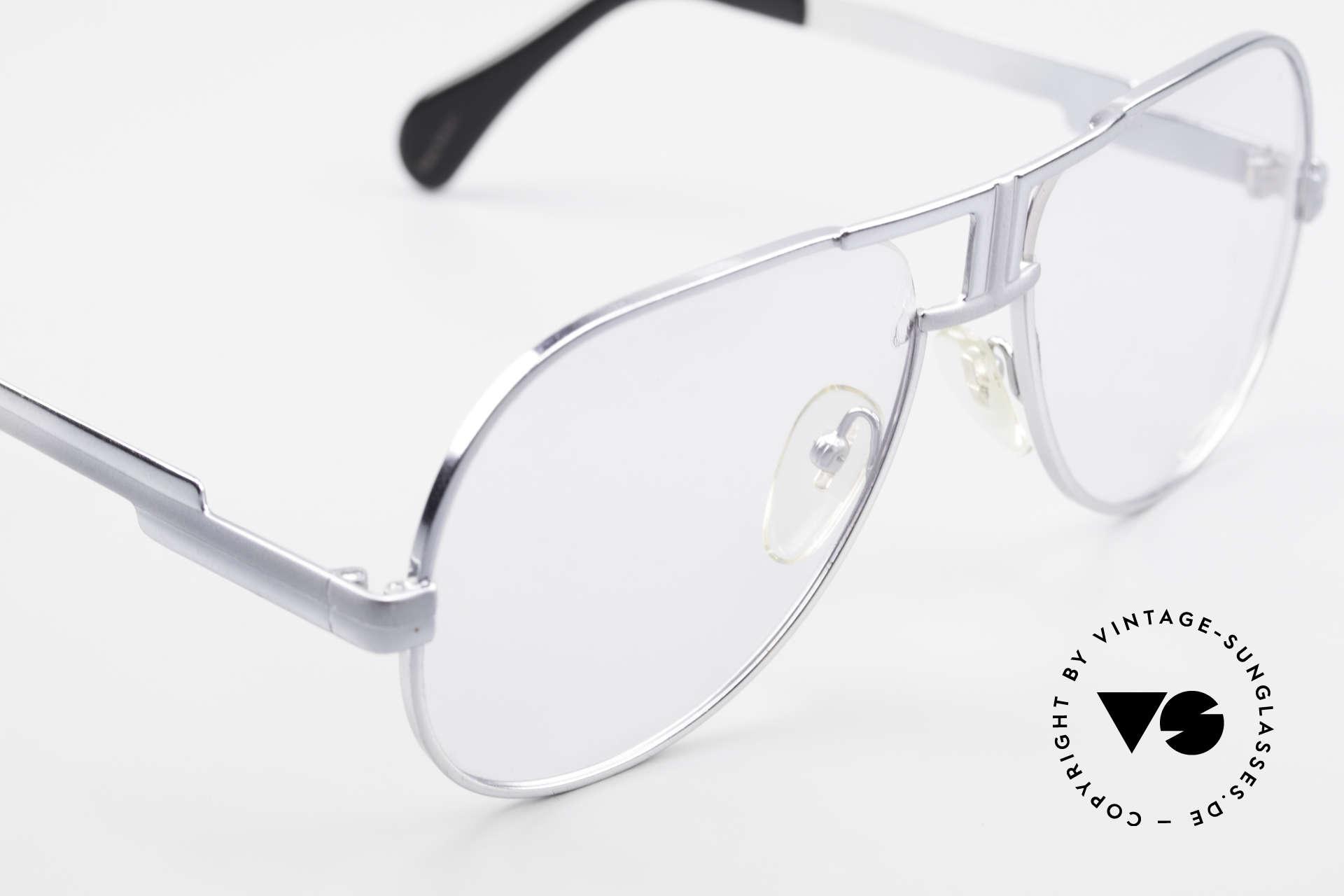 "Cazal 702 Ultra Rare 70's Cazal Glasses, unworn (""new old stock""); true vintage Cazal rarity, Made for Men"