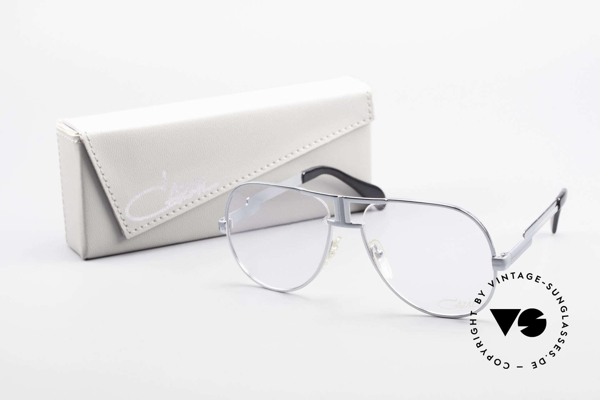 Cazal 702 Ultra Rare 70's Cazal Glasses, NO retro specs, but a genuine 40 years old original, Made for Men