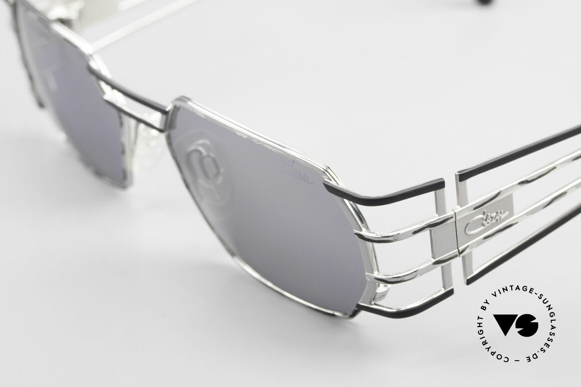 Cazal 980 Mirrored Designer Sunglasses, never worn (like all our vintage shades by CAri ZALloni), Made for Men and Women