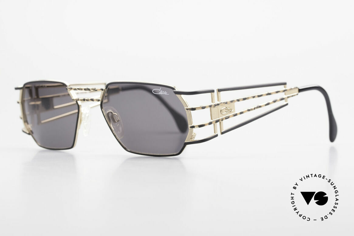 Cazal 980 Rare 90's Designer Sunglasses, exquisite 90's craftsmanship (made in Passau, Germany), Made for Men and Women