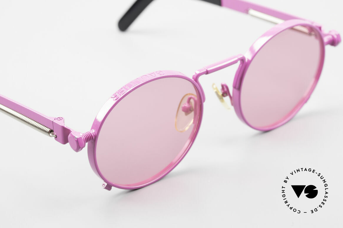 Jean Paul Gaultier 56-8171 Customized Pink Edition, worn by many celebrities around the world; true vintage!, Made for Men and Women