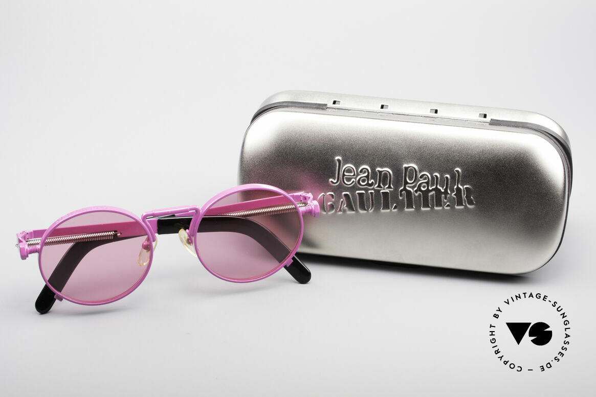 Jean Paul Gaultier 56-8171 Customized Pink Edition, 2. hand model in great condition (incl. original JPG case), Made for Men and Women