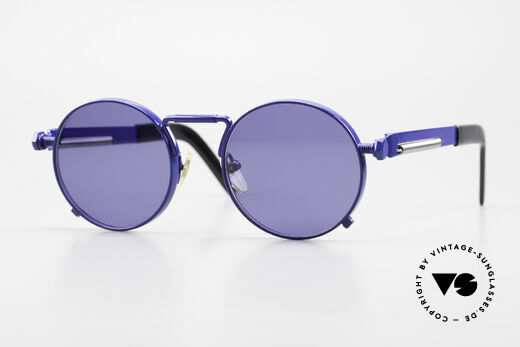 Jean Paul Gaultier 56-8171 Customized Blue Edition Details