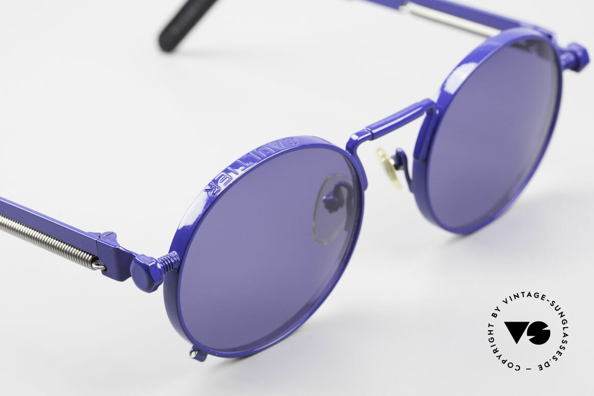 Jean Paul Gaultier 56-8171 Customized Blue Edition, worn by many celebrities around the world; true vintage!, Made for Men and Women