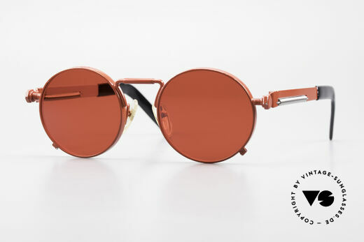 Jean Paul Gaultier 56-8171 Customized Red Edition Details