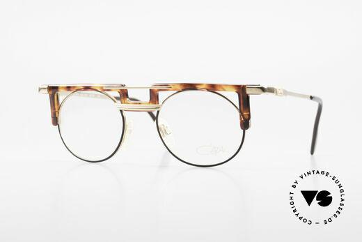 Cazal 745 Old Cazal 90's Eyeglass-Frame Details