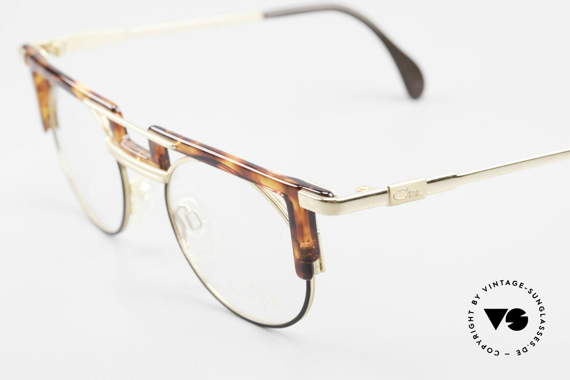 Cazal 745 Old Cazal 90's Eyeglass-Frame, never worn (like all our vintage CAZAL rarities), Made for Men and Women