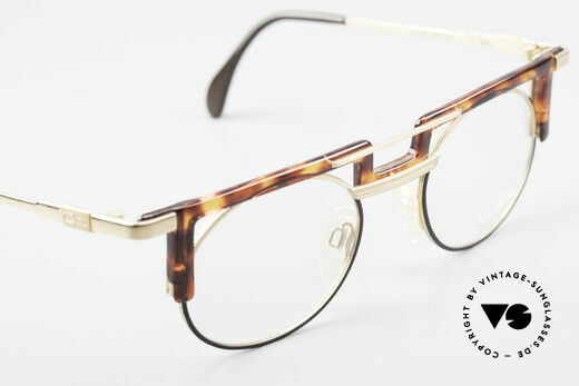 Cazal 745 Old Cazal 90's Eyeglass-Frame, NO RETRO FRAME, but a 25 years old ORIGINAL!, Made for Men and Women
