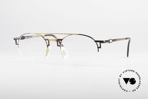Cazal 764 True Vintage 90's Glasses Details