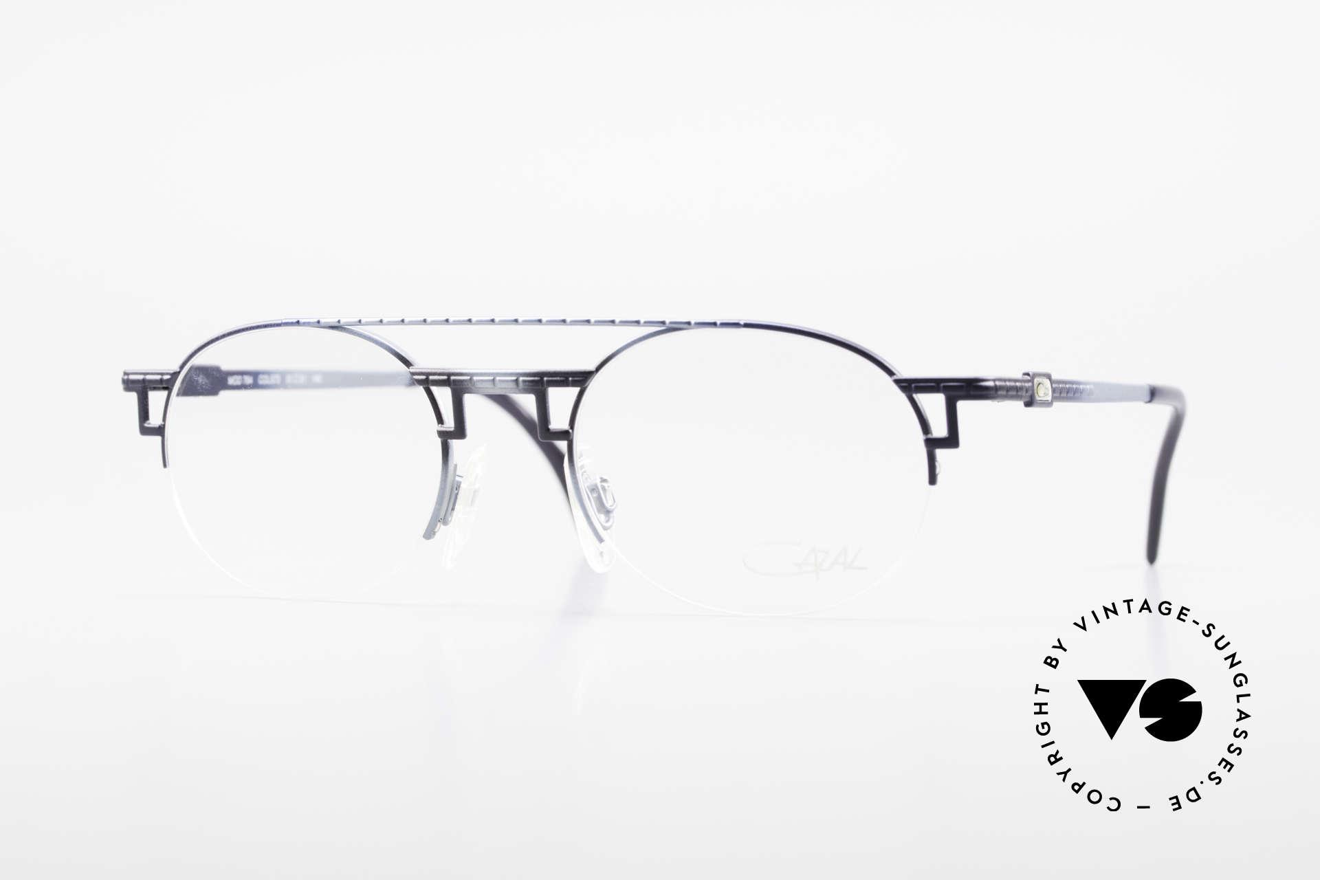 Cazal 764 True Vintage 90's Cazal Specs, classy Cazal vintage glasses for men from 1997, Made for Men