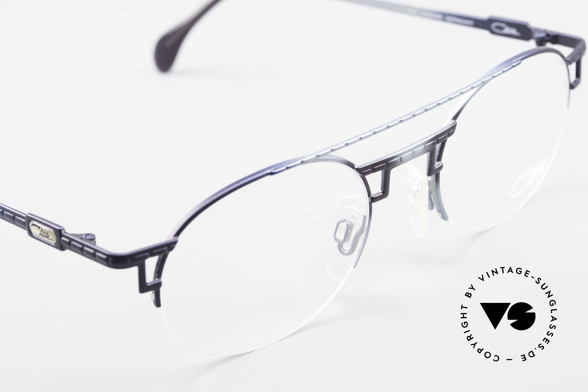 Cazal 764 True Vintage 90's Cazal Specs, new old stock (like all our vintage CAZAL specs), Made for Men