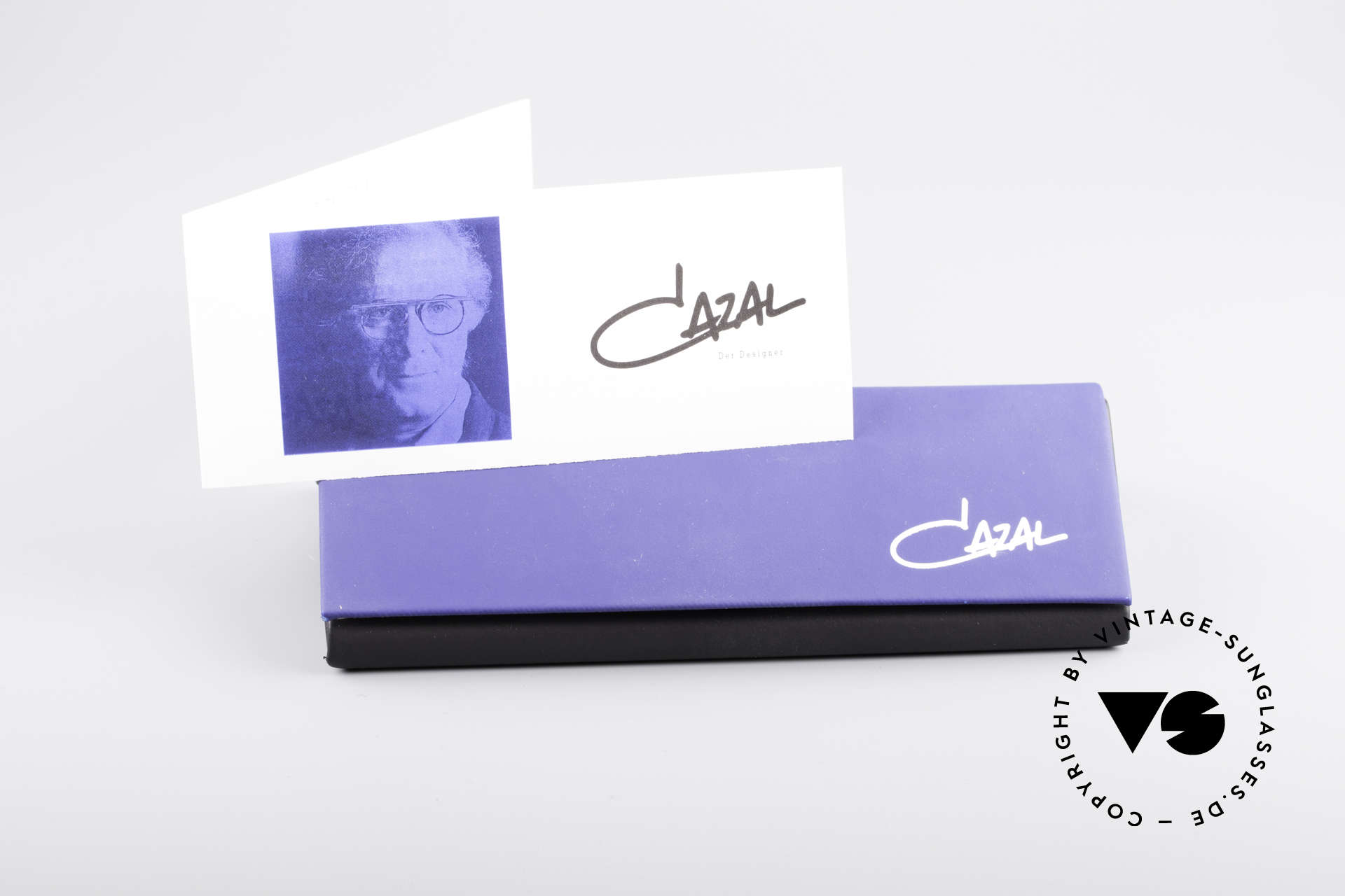 Cazal 764 True Vintage 90's Cazal Specs, NO retro eyeglasses, but a 20 years old original!, Made for Men
