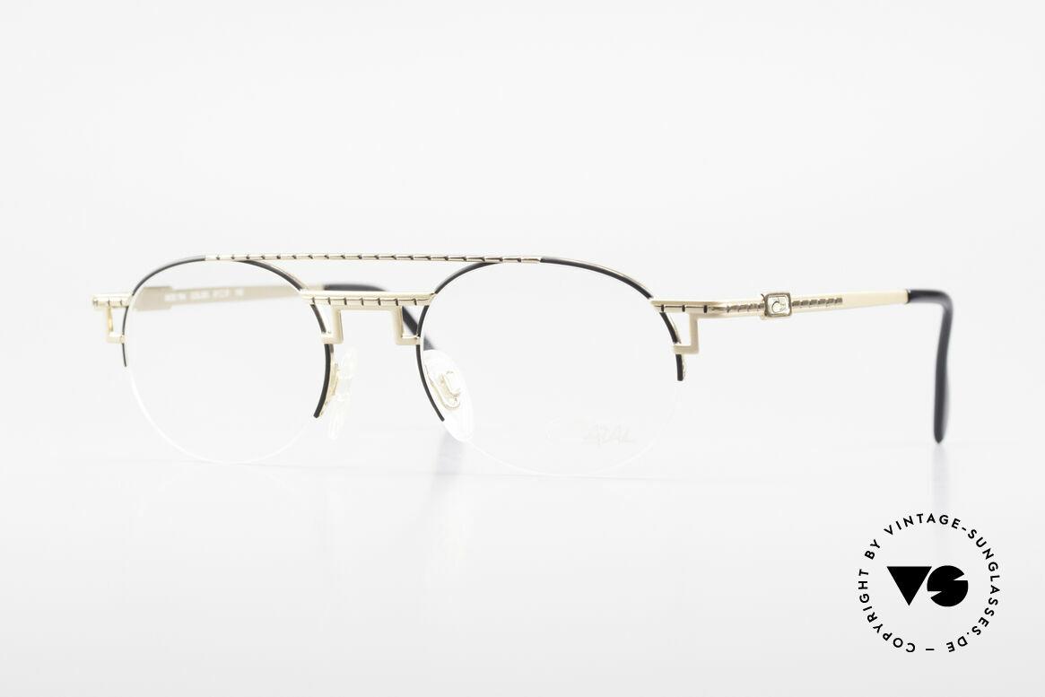 Cazal 764 True Vintage Cazal 90s Frame, classy Cazal vintage glasses for men from 1997, Made for Men