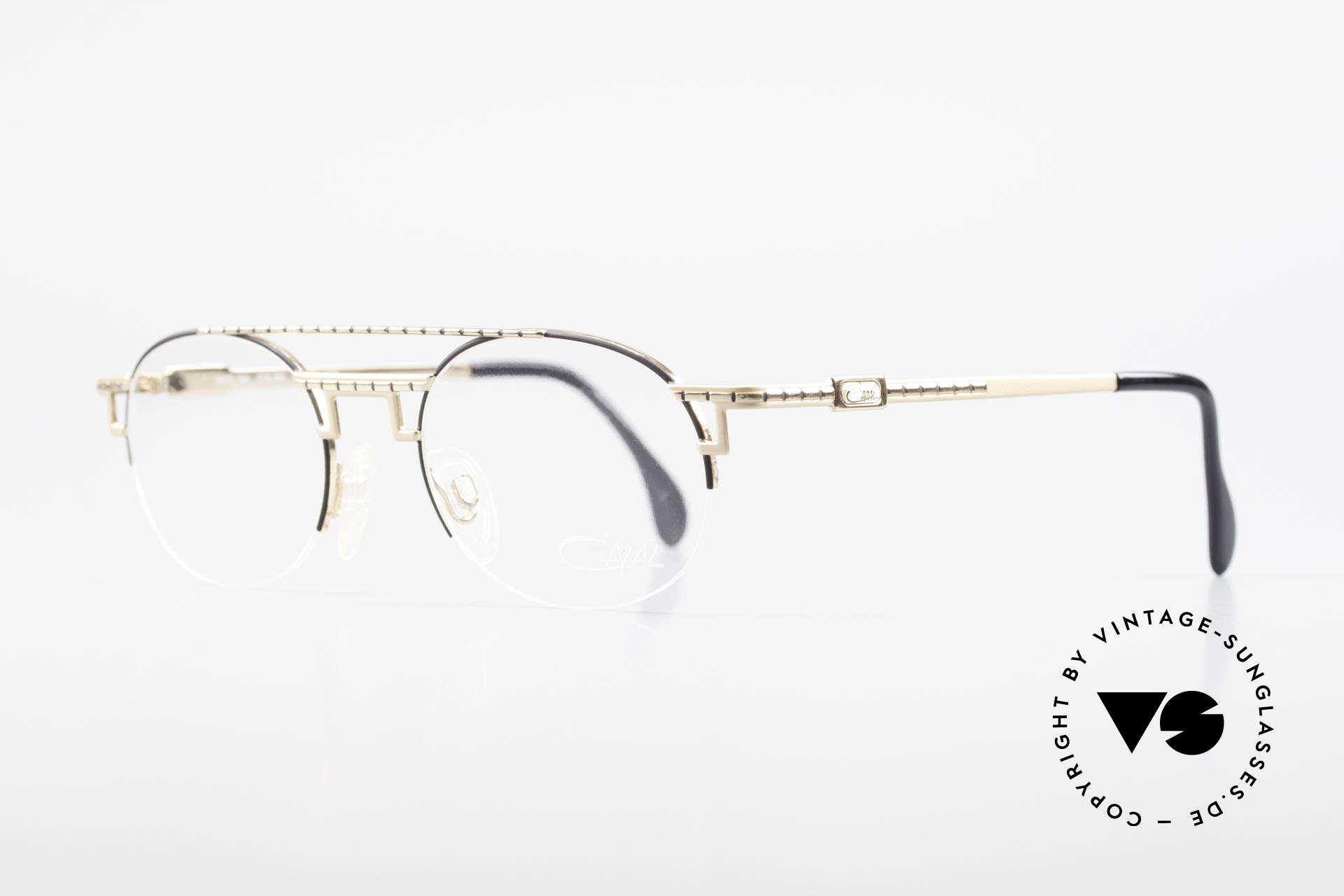 Cazal 764 True Vintage Cazal 90s Frame, top-notch craftsmanship (made in Germany), Made for Men