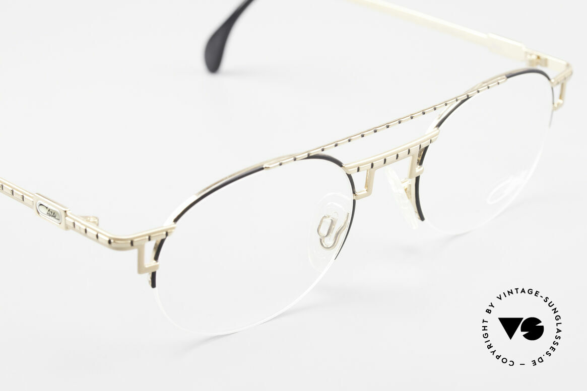 Cazal 764 True Vintage Cazal 90s Frame, new old stock (like all our vintage CAZAL specs), Made for Men