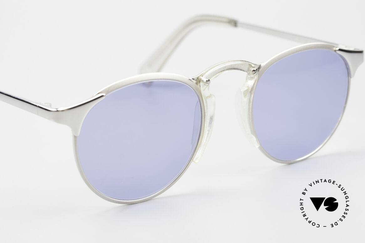 Jean Paul Gaultier 57-0174 Rare 90's JPG Panto Sunglasses, NO RETRO sunglasses, but an old original from 1997, Made for Men