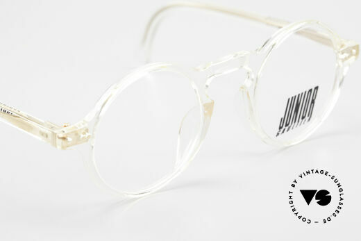 Jean Paul Gaultier 57-0072 90's Vintage Designer Frame, NO RETRO EYEGLASSES, but a 20 years old rarity!, Made for Men and Women