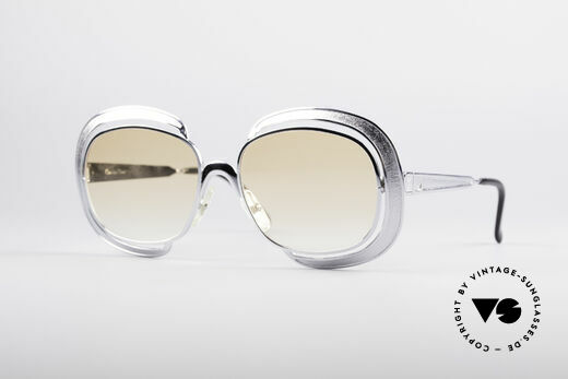 Christian Dior 1208 Lovely 70's Shades Details