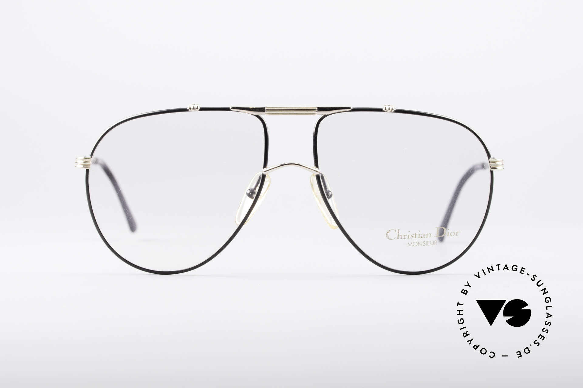 Christian Dior 2248 XL 80's Eyeglasses