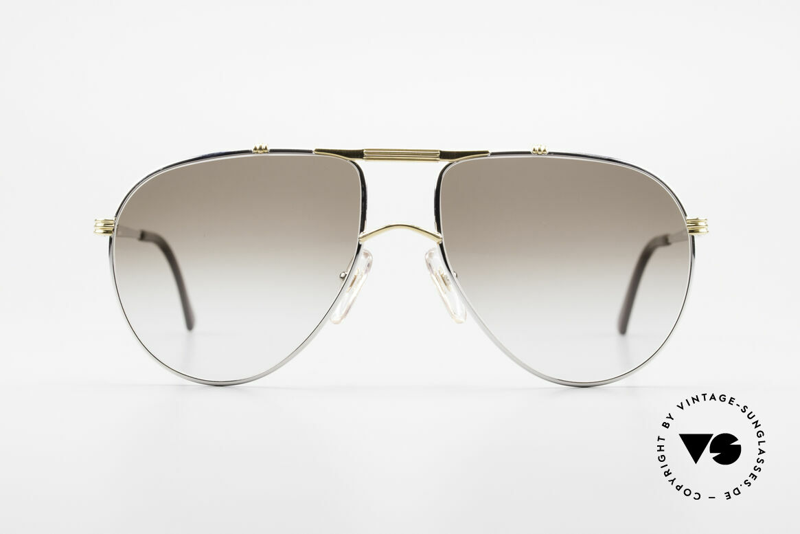 Christian Dior 2248 Large 80's Aviator Sunglasses, rare designer sunglasses from 1984; truly 80's vintage!, Made for Men