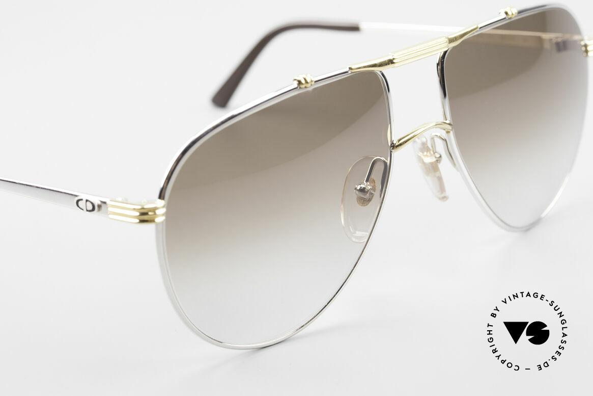 Christian Dior 2248 Large 80's Aviator Sunglasses, NO RETRO SUNGLASSES; but a 30 years old ORIGINAL, Made for Men