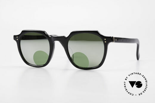 Jean Paul Gaultier 58-0071 Mirrored Lenses With Peephole Details