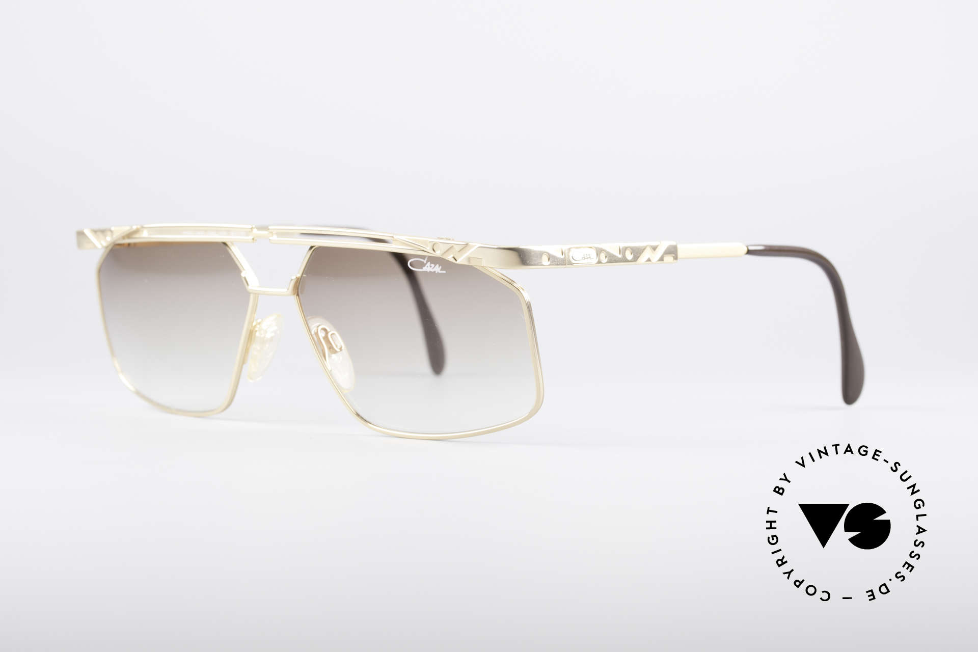 Cazal 966 90's Men's Designer Shades, high-end quality (You must feel this!), 100% UV, Made for Men
