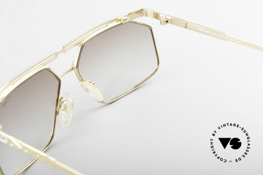 Cazal 966 90's Men's Designer Shades, NO retro sunglasses, but an authentic old original, Made for Men