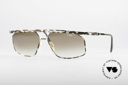 Cazal 966 90's Men's Designer Shades Details