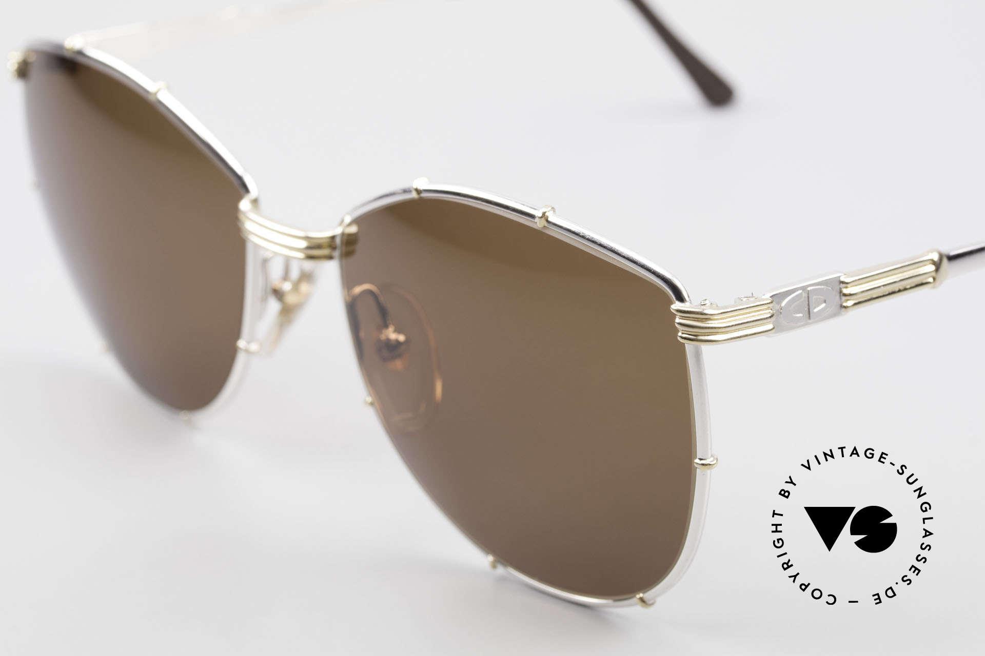 Christian Dior 2472 80's Vintage Designer Shades, never worn, NOS (like all our rare 80's sunglasses), Made for Women