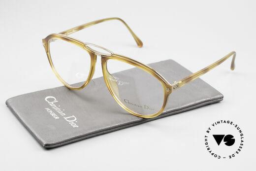 Christian Dior 2523 80's No Retro Glasses Men, NO RETRO specs, but a rare old original from 1989!, Made for Men