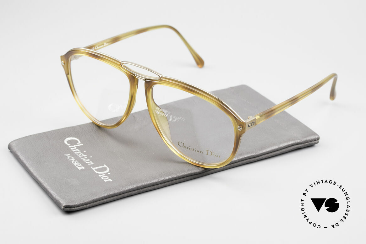 Christian Dior 2523 80's No Retro Glasses Men