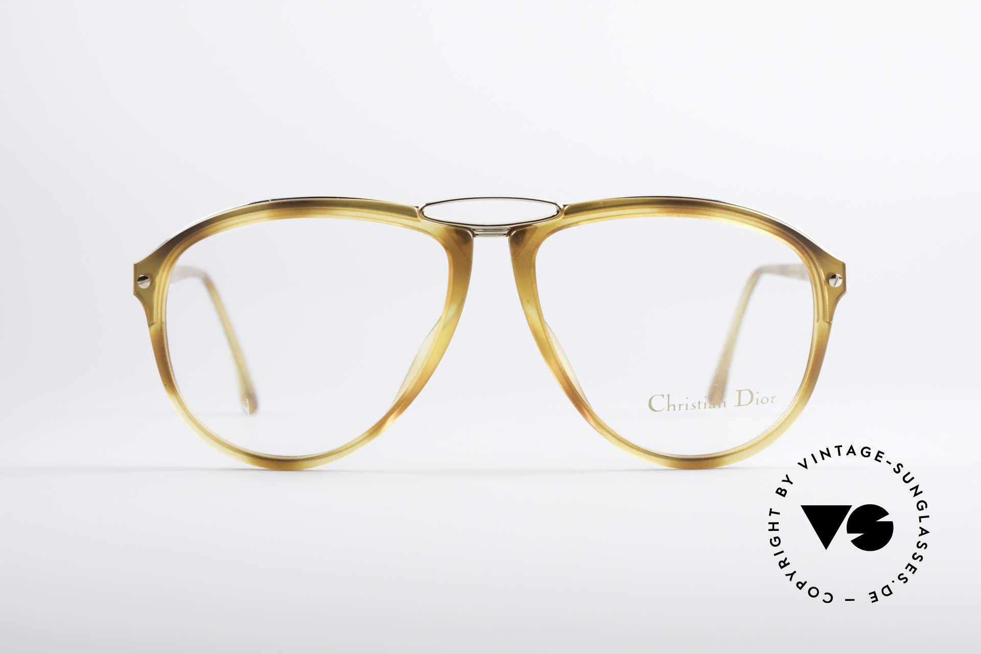 Christian Dior 2523 80's No Retro Glasses Men, a true alternative to the ordinary 'AVIATOR-style', Made for Men