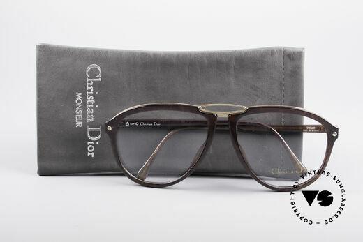 Christian Dior 2523 80's No Retro Glasses, NO RETRO specs, but a rare old original from 1989!, Made for Men