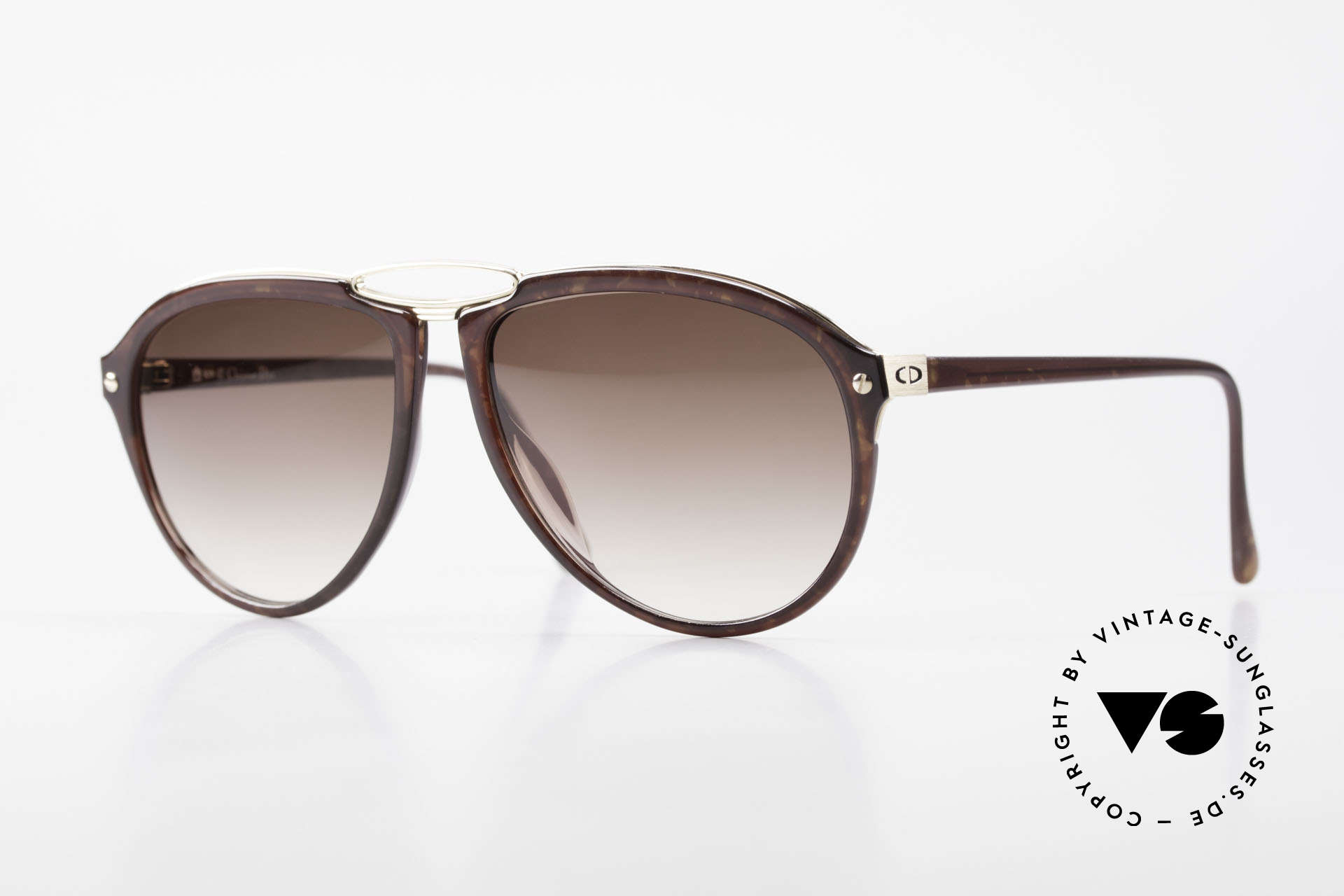 Christian Dior 2523 True 80's No Retro Sunglasses, unique vintage designer shades by Christian Dior, Made for Men