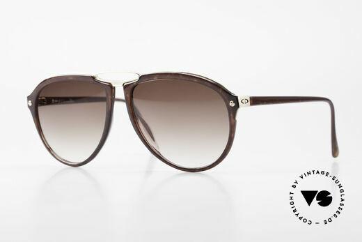 Christian Dior 2523 True 80's No Retro Sunglasses Details