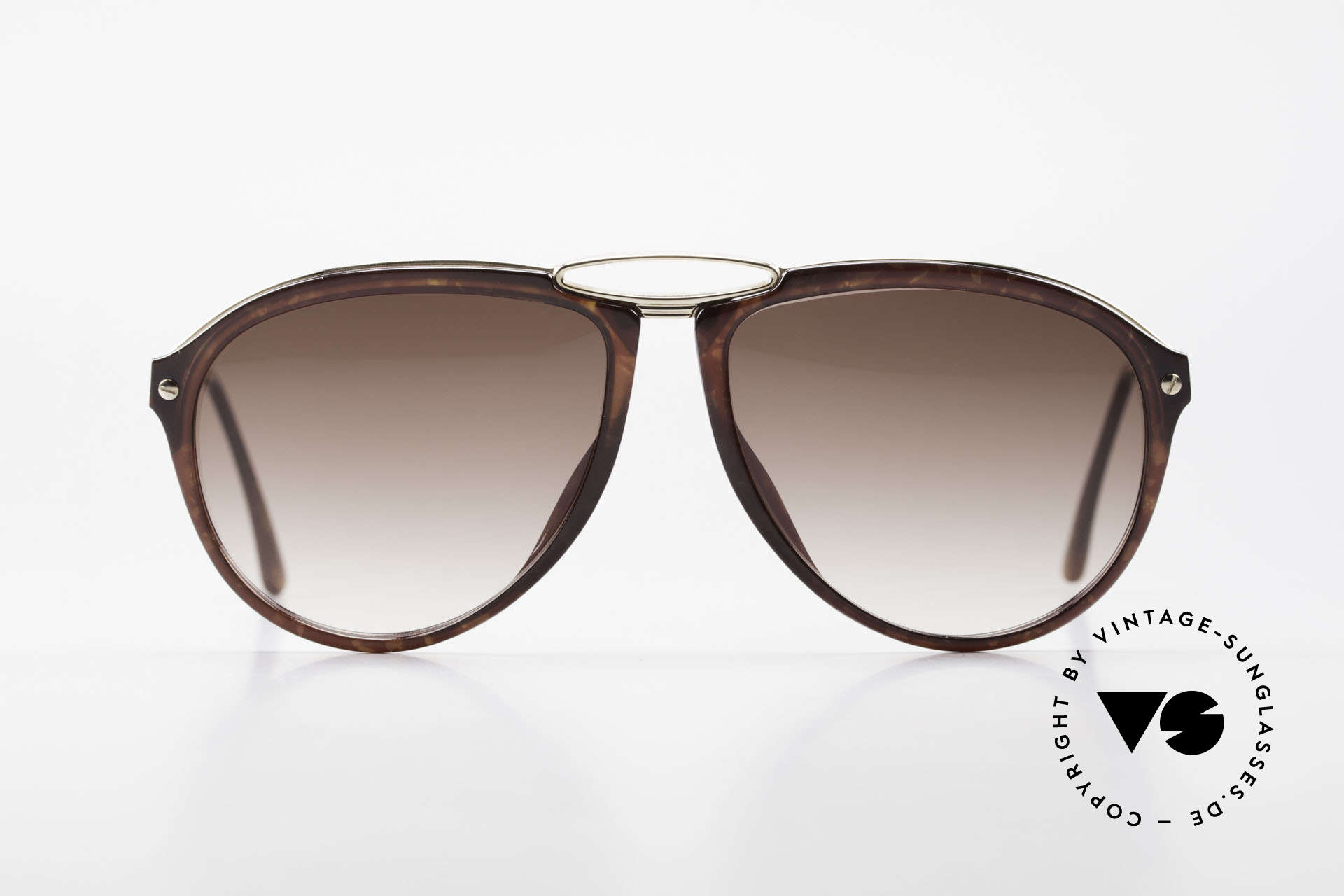 Christian Dior 2523 True 80's No Retro Sunglasses, a true alternative to the ordinary 'aviator-style', Made for Men