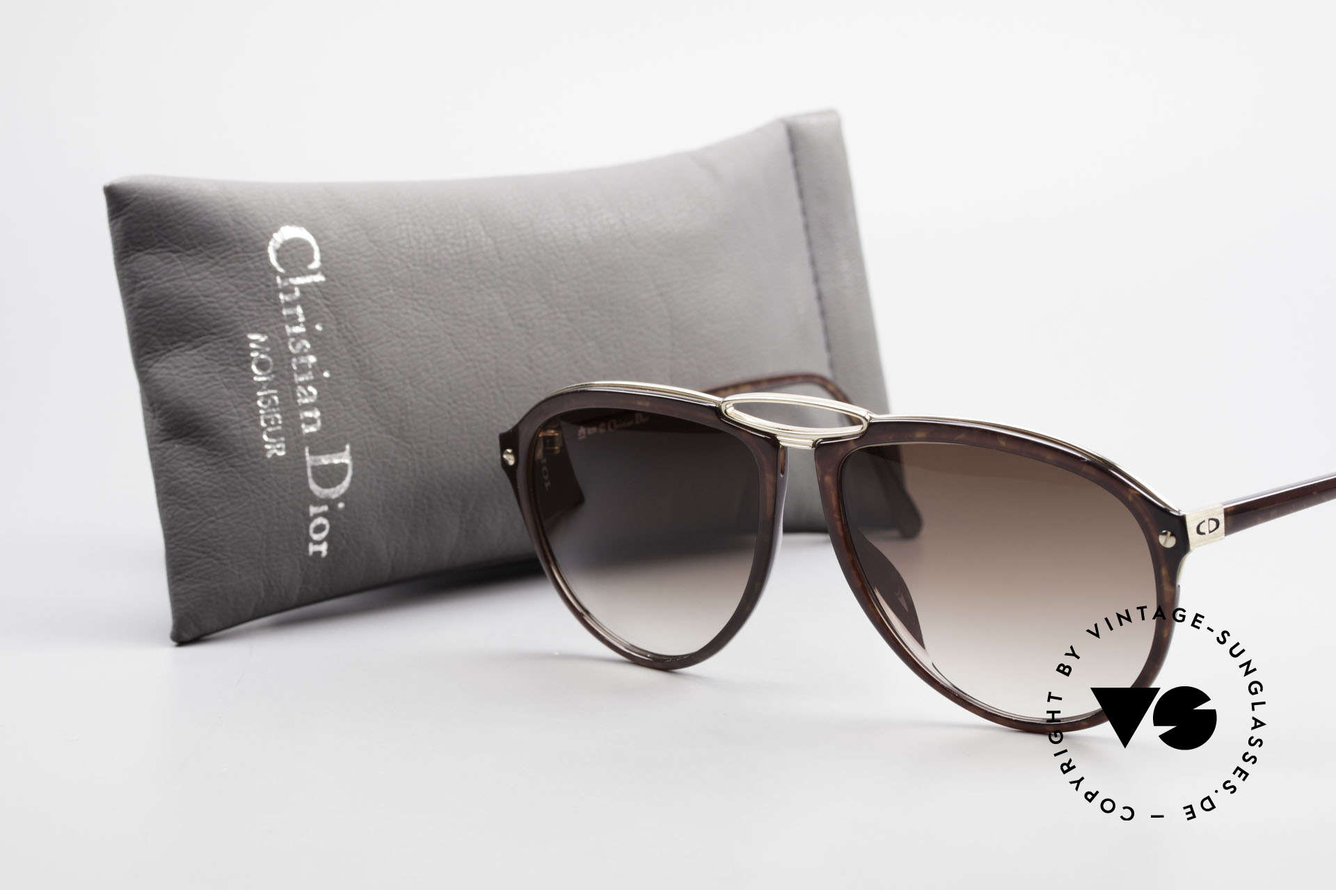 Christian Dior 2523 True 80's No Retro Sunglasses, NO RETRO specs, but a rare old original from 1989!, Made for Men