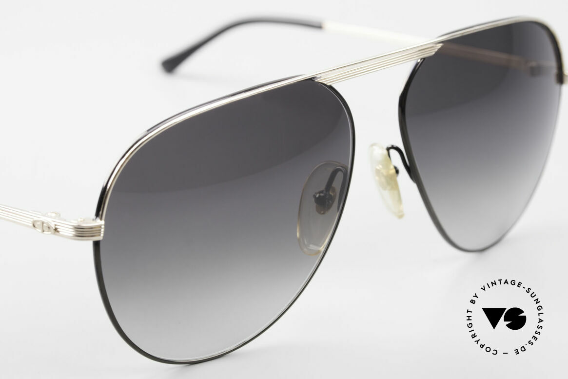 Christian Dior 2536 Rare 80's XXL Vintage Shades, never worn (like all our vintage Dior sunglasses), Made for Men
