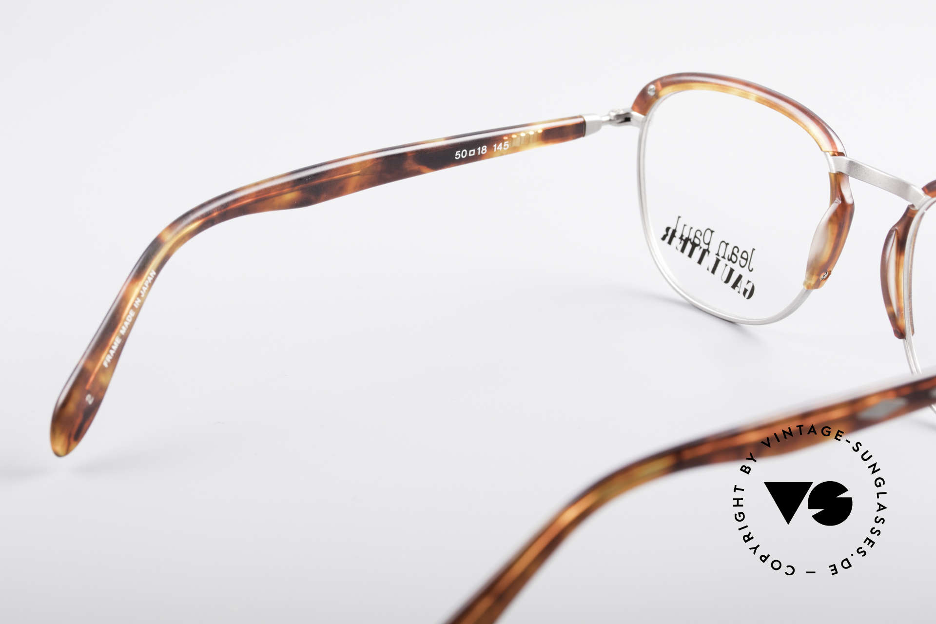 Jean Paul Gaultier 55-1273 Vintage 90's Specs, Size: small, Made for Men and Women