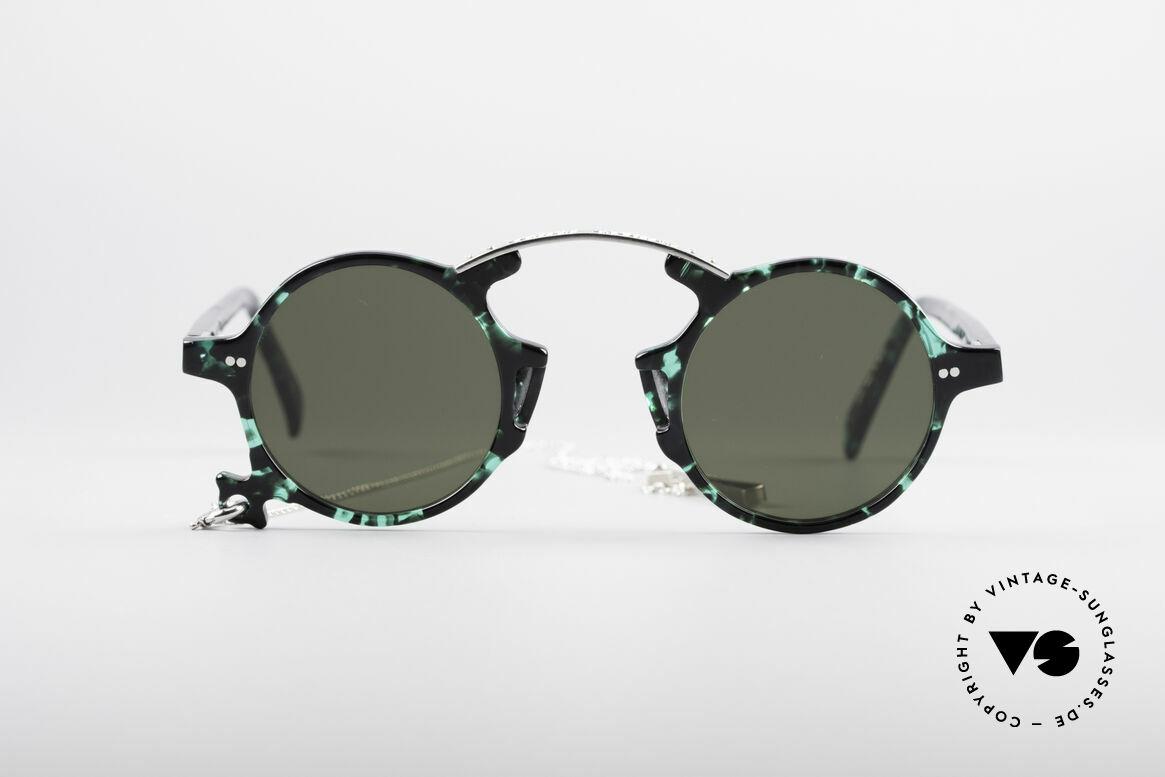 Jean Paul Gaultier 58-0271 90's Steampunk Shades