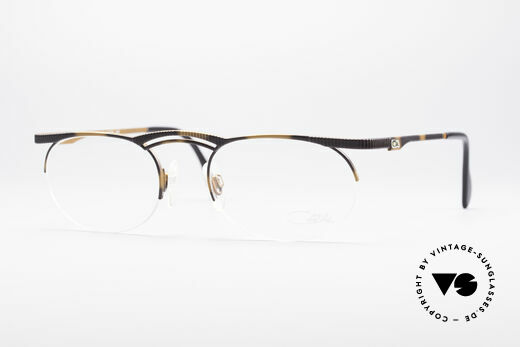 Cazal 755 True Vintage No Retro Glasses Details