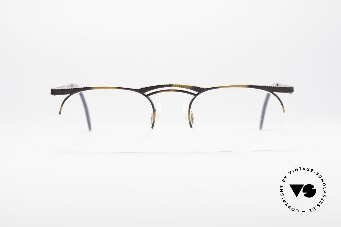 Cazal 755 True Vintage No Retro Glasses, 90's designer eyeglasses by CAri ZALloni (CAZAL), Made for Men