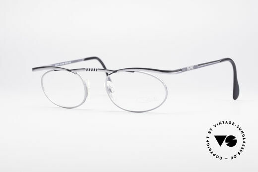 Cazal 771 90's Frame NO Retro Glasses Details