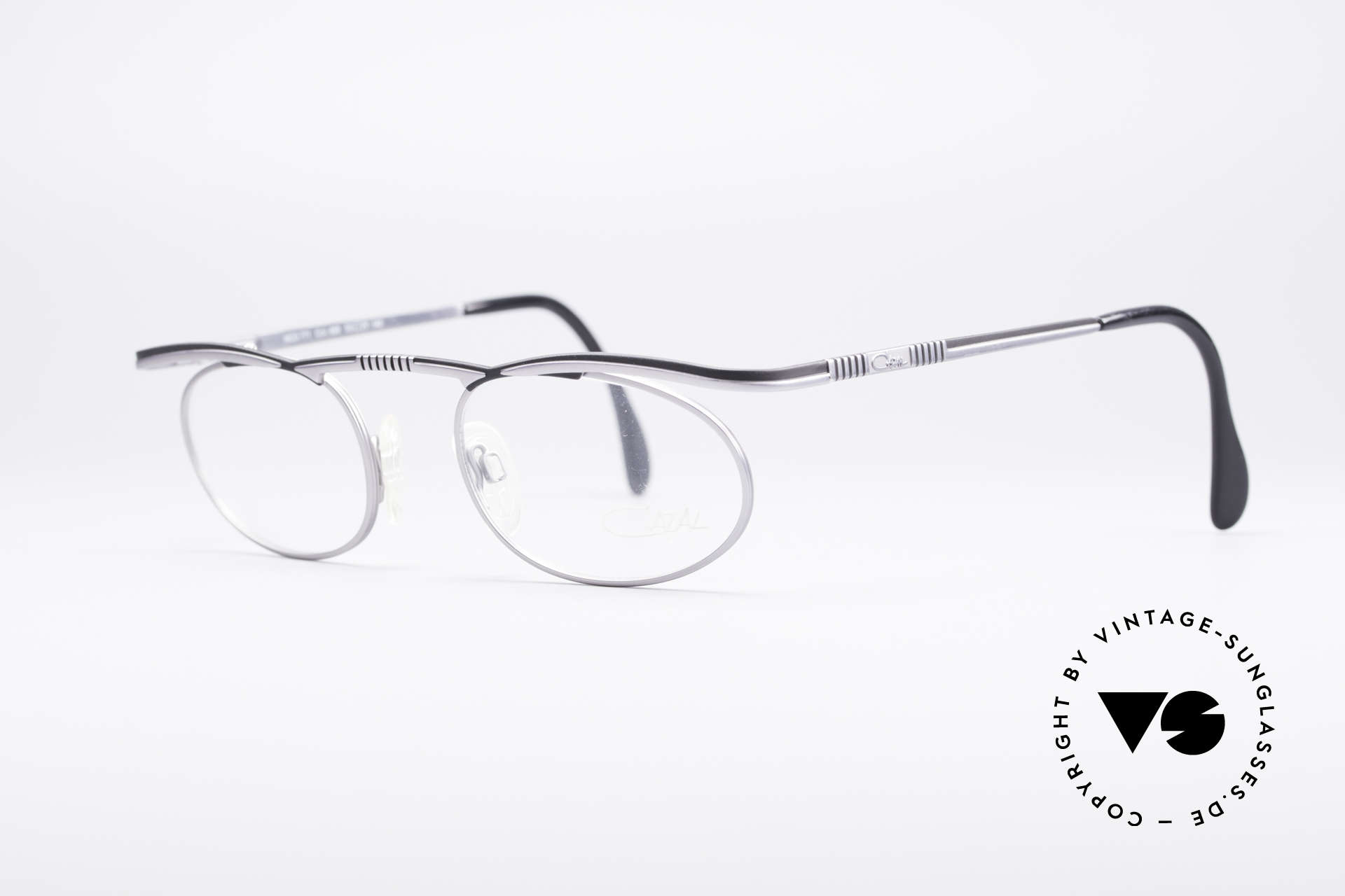 Cazal 771 90's Frame NO Retro Glasses, 1st class wearing comfort and top-notch quality, Made for Men and Women