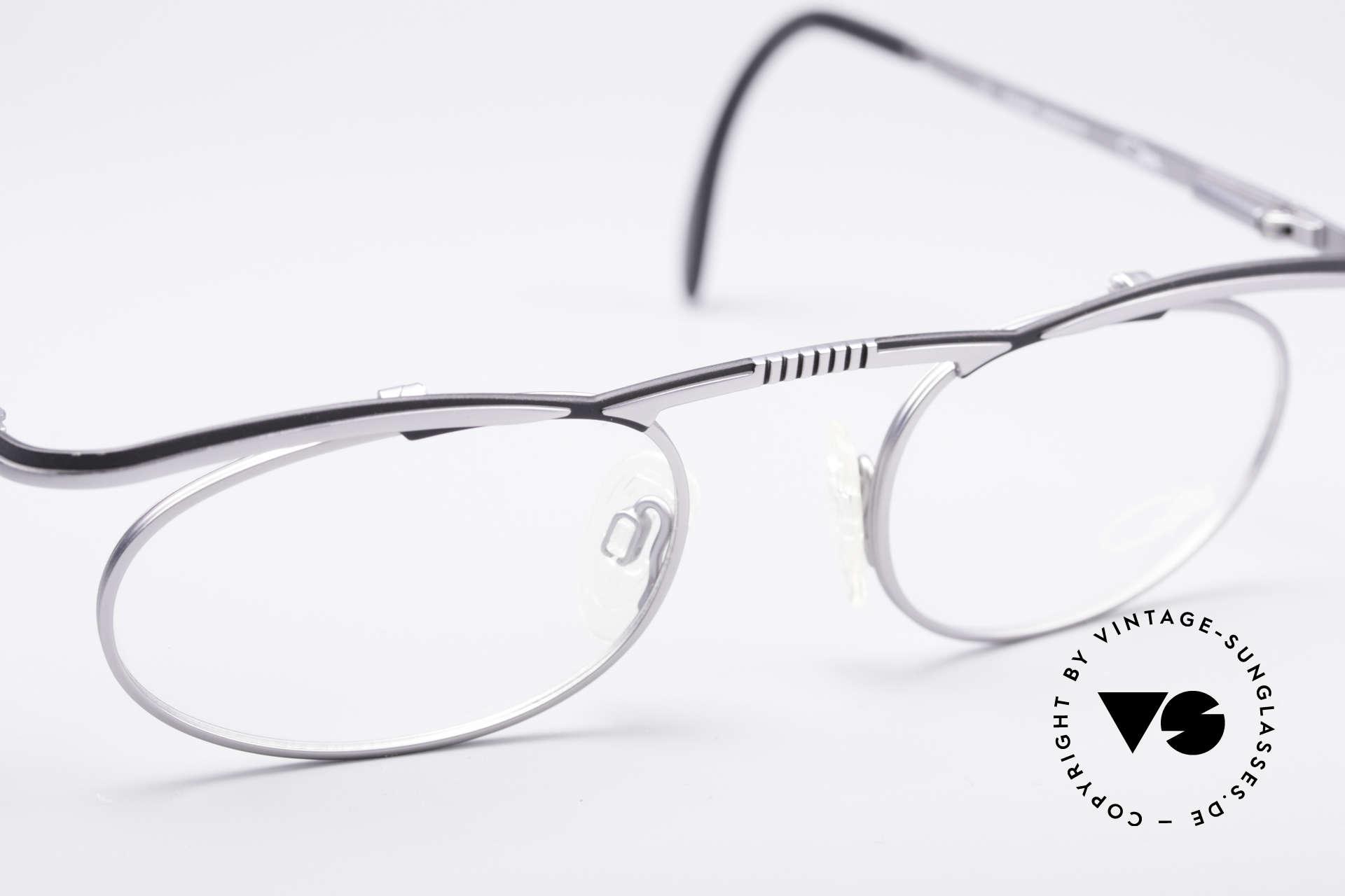 Cazal 771 90's Frame NO Retro Glasses, NO RETRO specs; an old Cazal original from 1997, Made for Men and Women