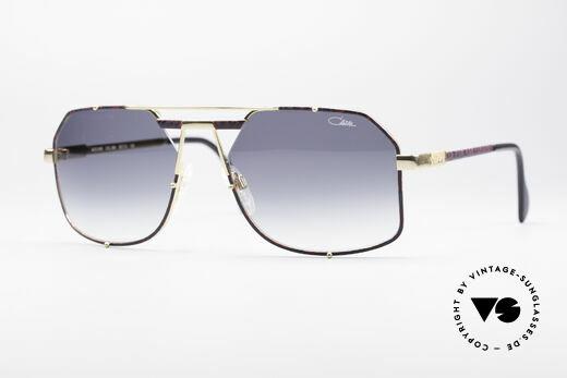 Cazal 959 90's Gentlemen's Shades Details