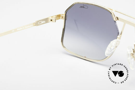 Cazal 959 90's Gentlemen's Shades, never worn (like all our rare vintage 1990's Cazals), Made for Men